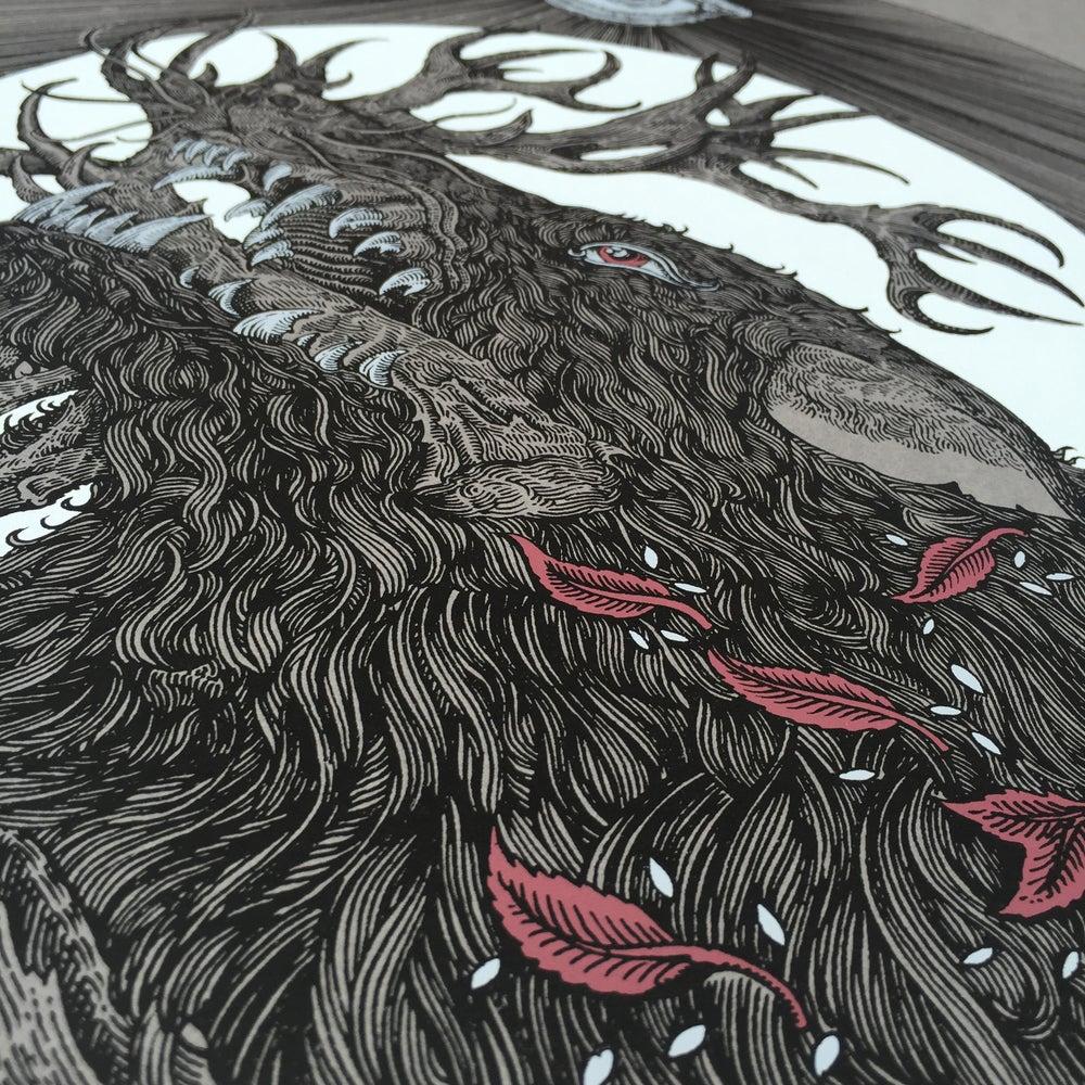 Image of The hound (Smoke Grey)