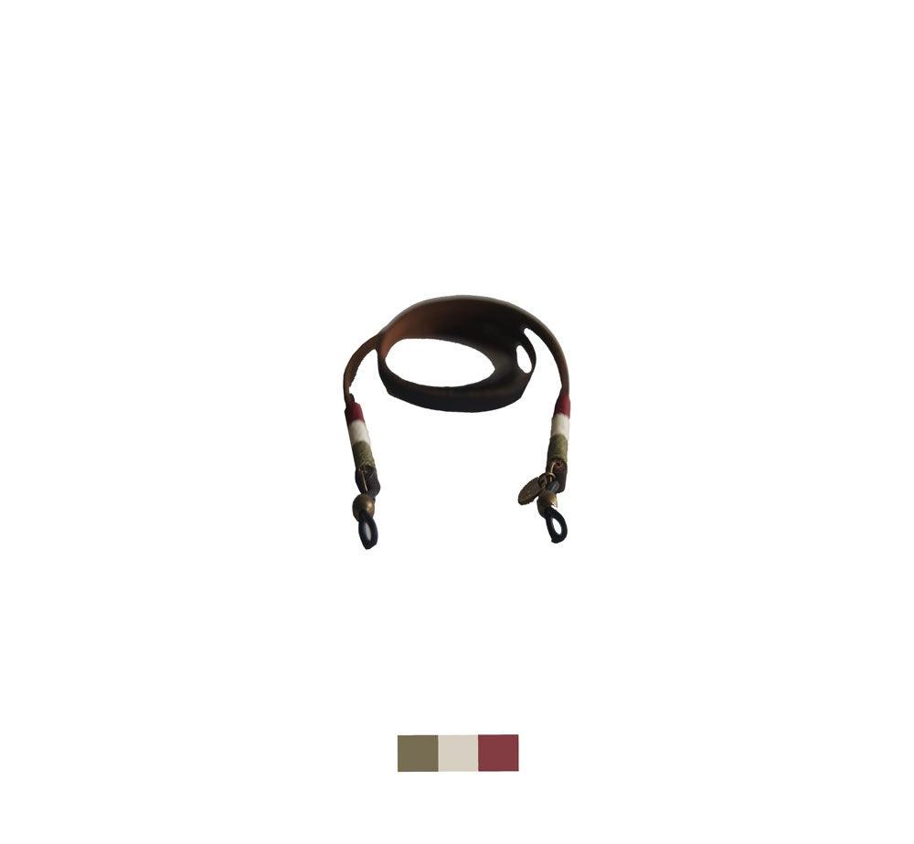 Foto de Cordón para gafas cuero -  classy leather Verona