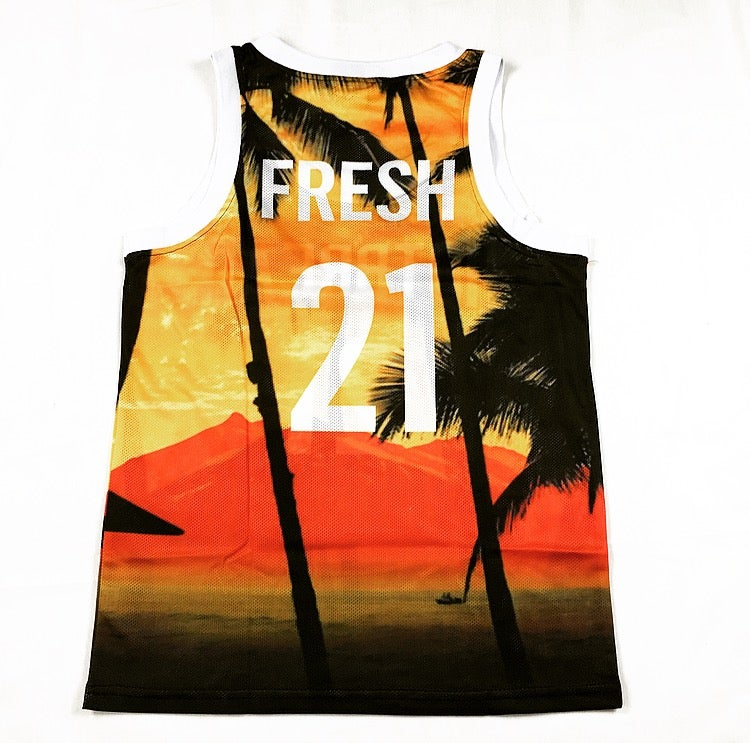 Image of Scarface palm tree  tank top