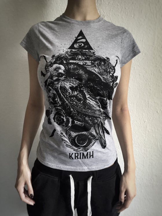 Image of Girlie - DEAD BIRD - Shirt