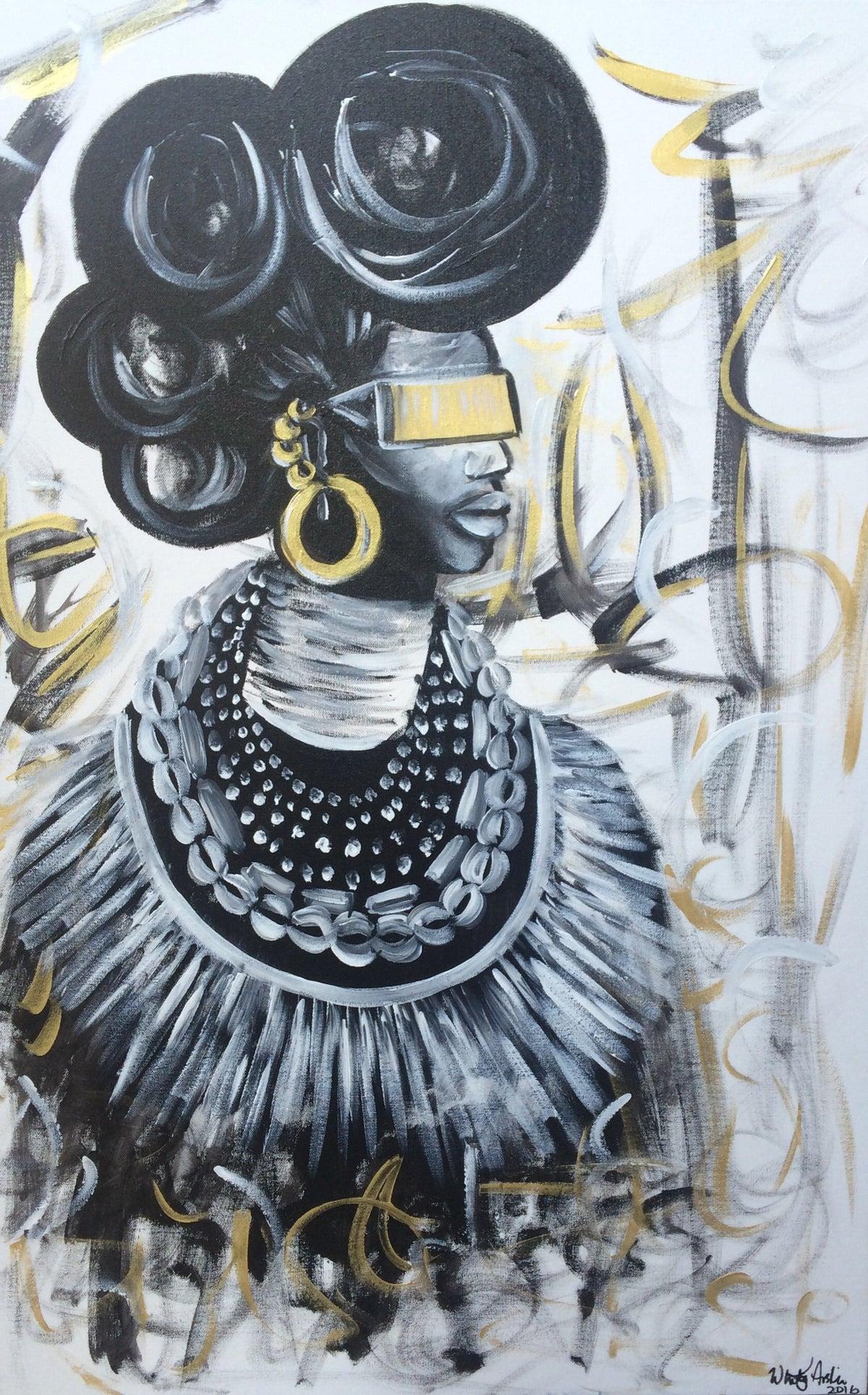 "Image of ""Queen Of Slay"" Prints"