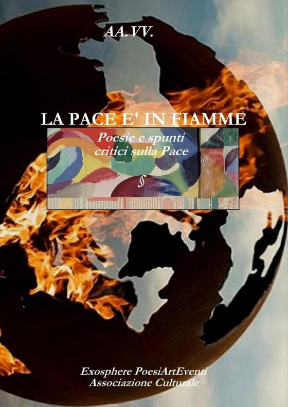 Image of La pace è in fiamme