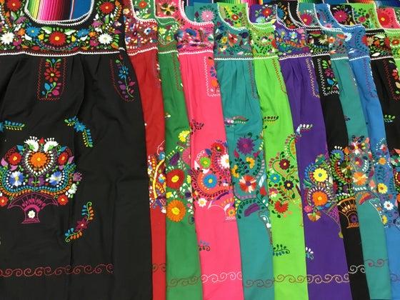 Image of Sleeveless Dia Dress