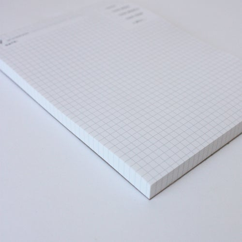 Image of MINI GRID NOTEPAD