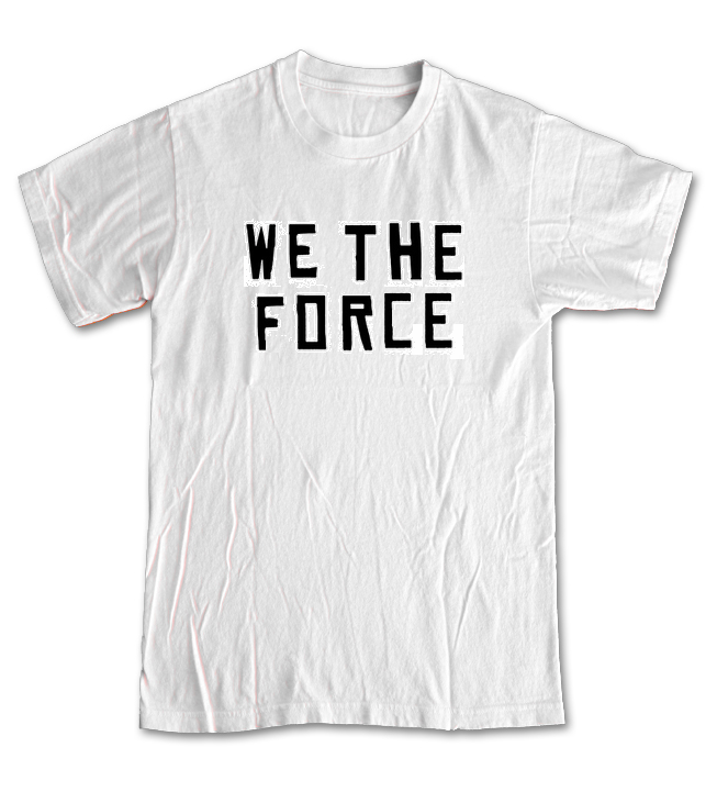 Image of WE THE FORCE