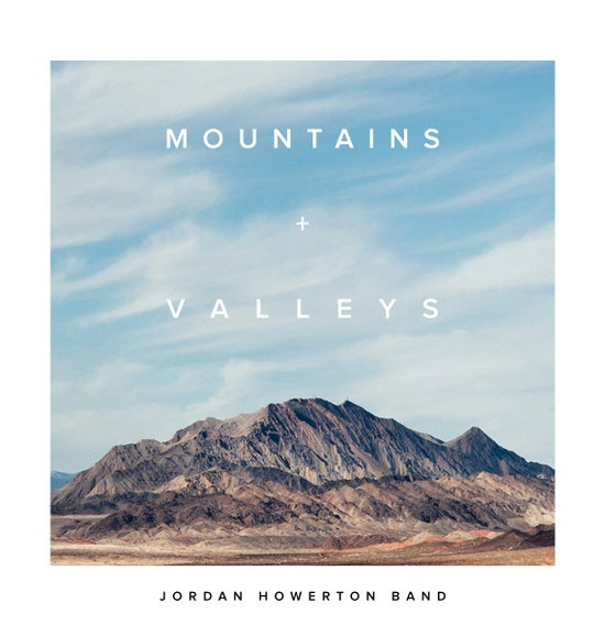 Image of MOUNTAINS + VALLEYS (NEW) CD