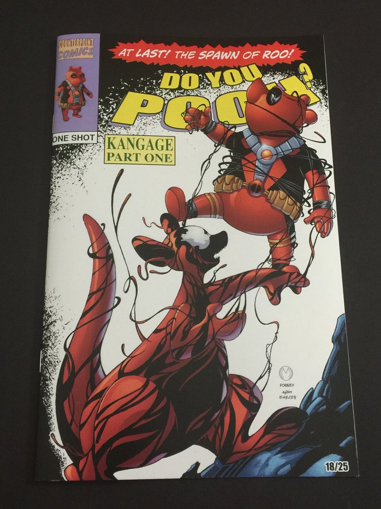 Image of Do You Pooh? #1 Spider-Man 361 Homage Color Edition Variant by Marat Mychaels