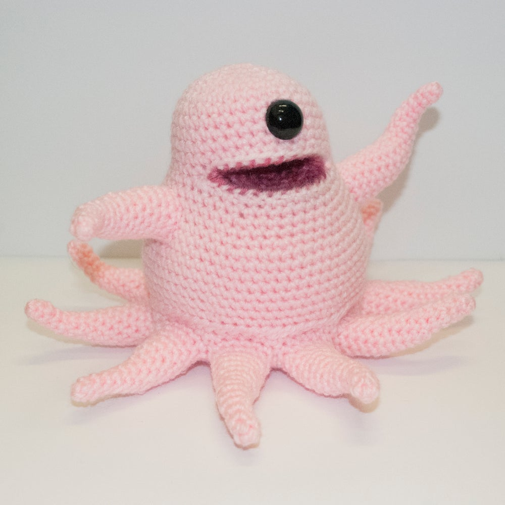 Image of Pink Monster