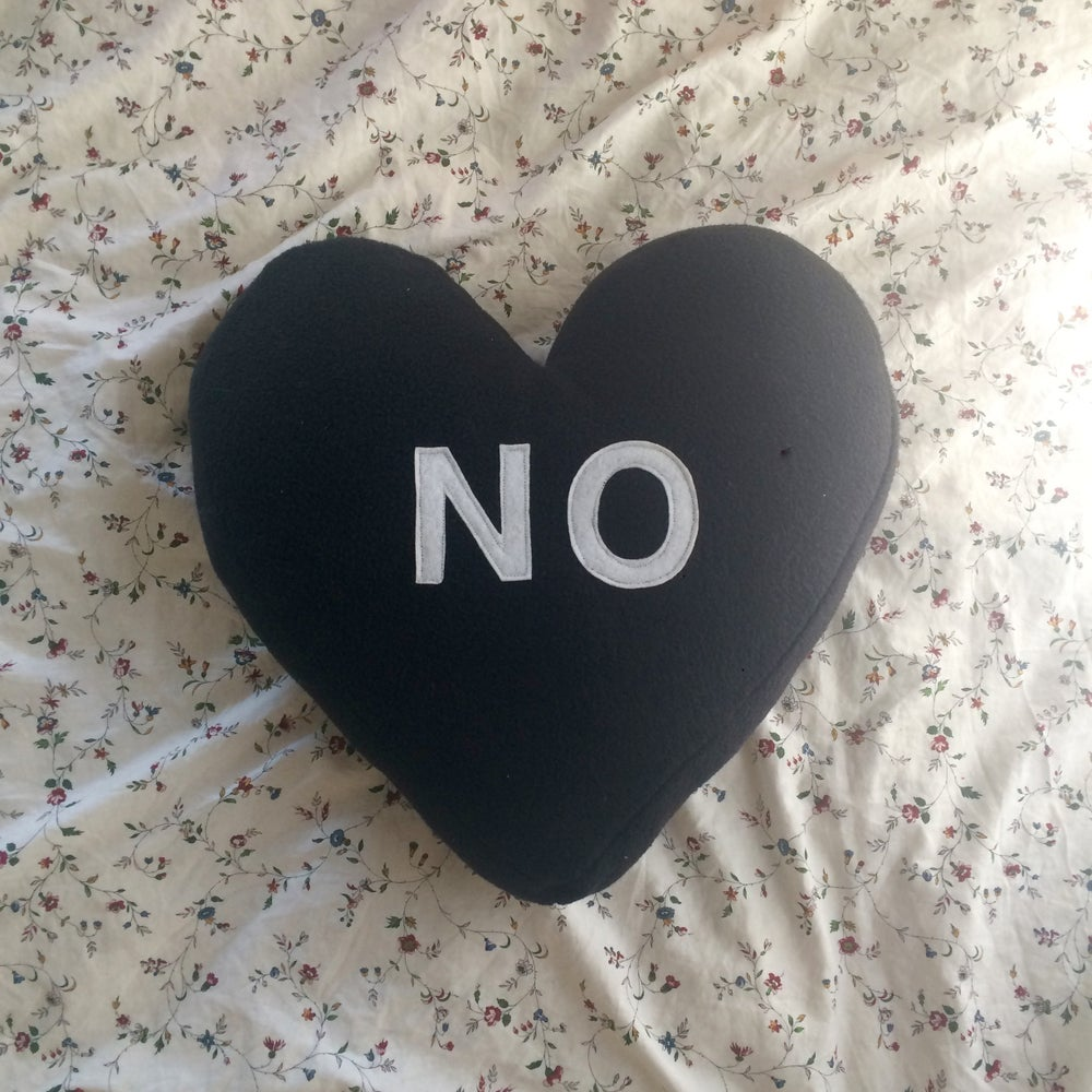 Image of NO HEART PLUSH