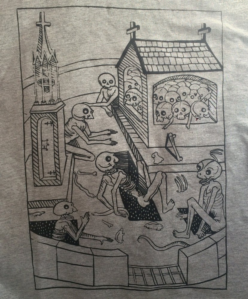 Image of DANCE OF DEATH TEE