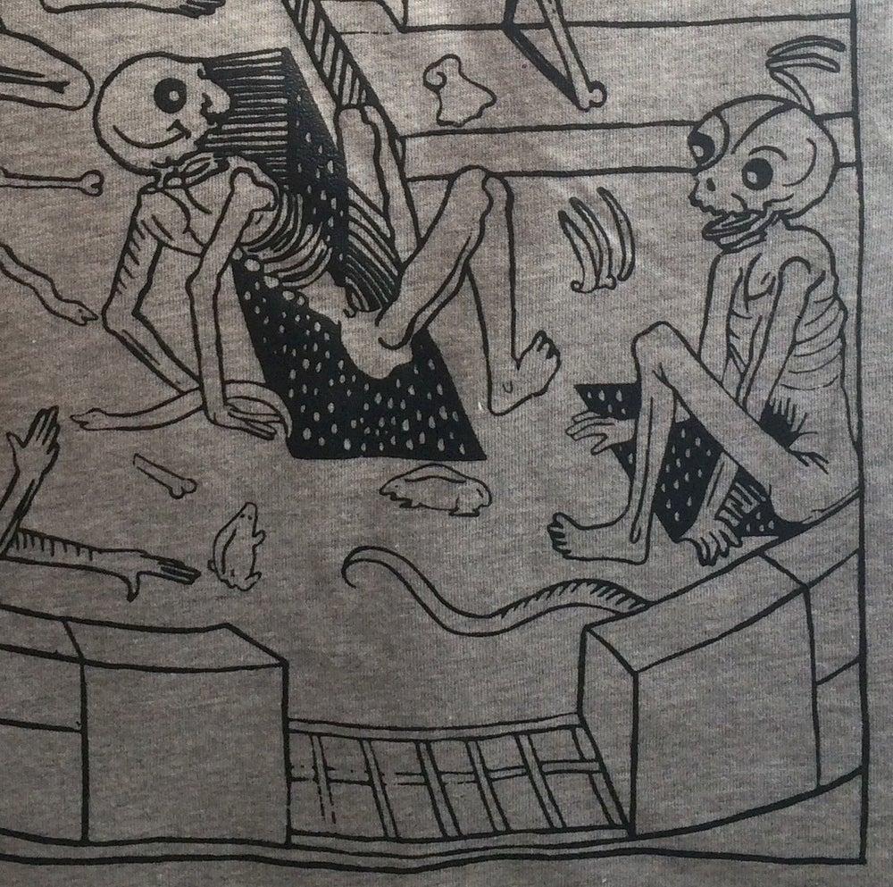 Image of DANCE OF DEATH TEE