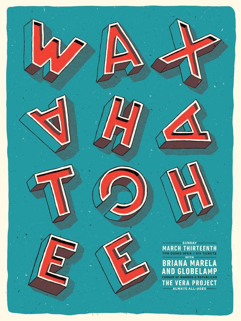 Image of Waxahatchee Poster