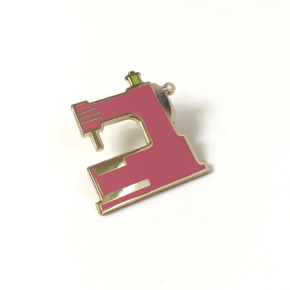 Image of Sewing Machine Pin
