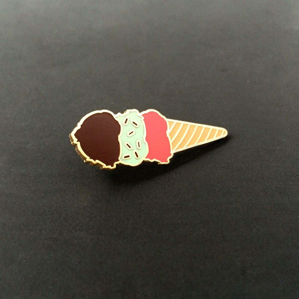 Image of Ice Cream Pin