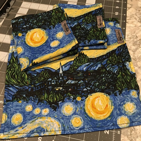 Image of Starry night