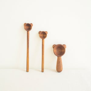 Image of Honey Bear Spoon
