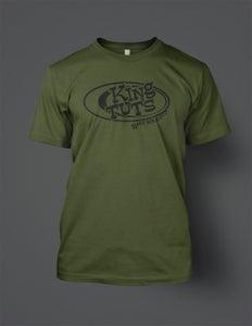Image of King Tuts Logo shirt (khaki)