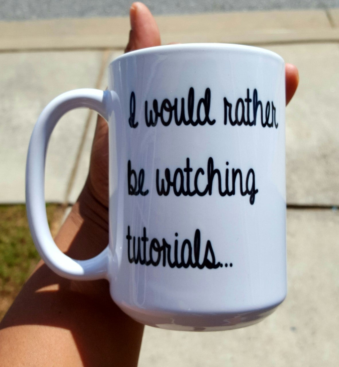 "Image of ""Mood"" Mug"