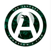 """Image of THE SAVAGES ' Tomorrow's View""""  7"""" on Hardcore Survives"""