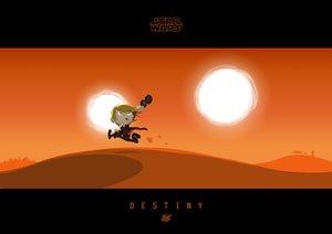 Image of Little Vader's Destiny