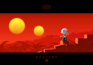Image of Little Ventress' Destiny