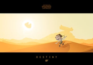 Image of Little Rey's Destiny