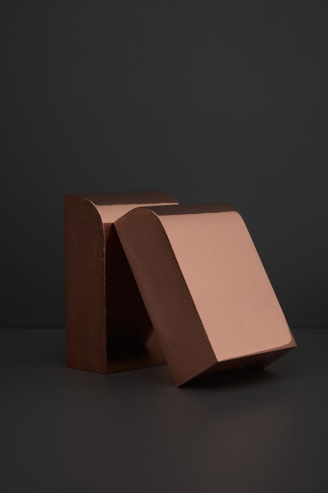 Image of Arc Bookends (Sold as Pair)