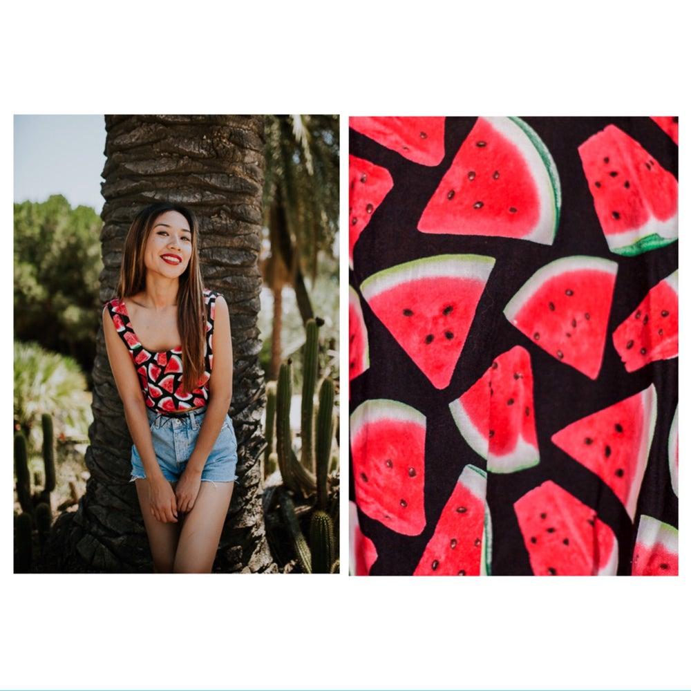 """Image of Seleccion n.2 """"CropTop Watermelon I"""""""