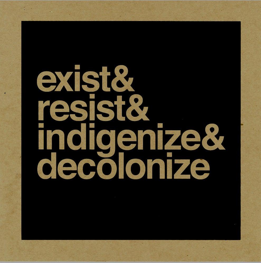 Image of Exist&Resist (2016)