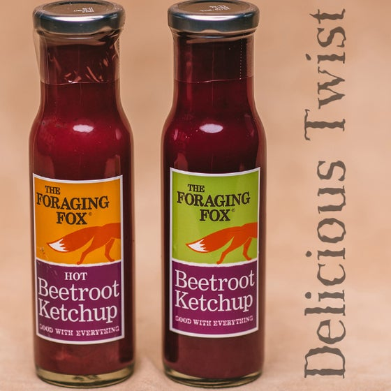 Image of Beetroot Ketchup