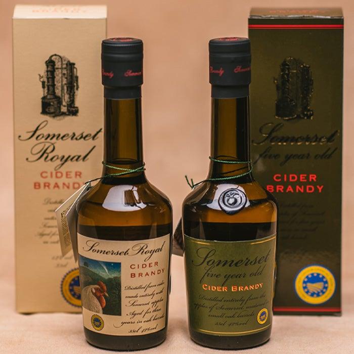 Image of Somerset Cider Brandies