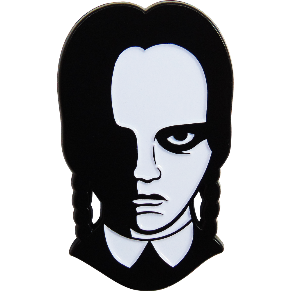 Image of WEDNESDAY OF THE LIVING DEAD PIN
