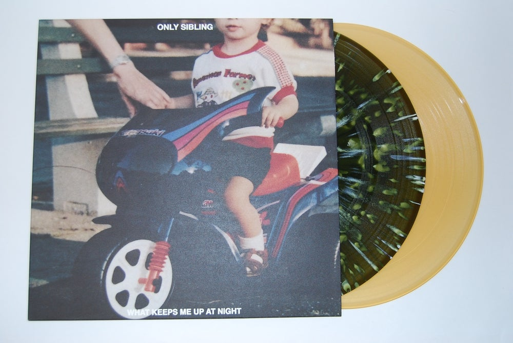 Image of Only Sibling - What Keeps Me Up At Night *Vinyl Pre-order*
