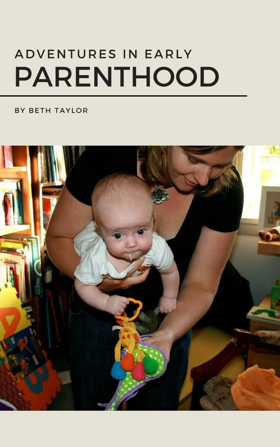 Image of Adventures in Early Parenthood e-book