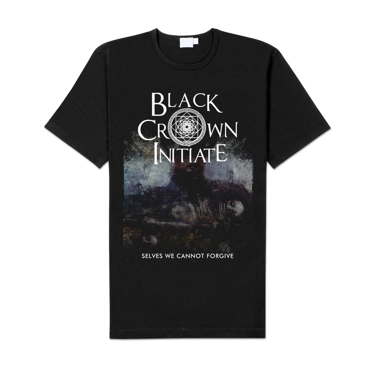 "Image of Black Crown Initiate ""Selves We Cannot Forgive"" Shirt"