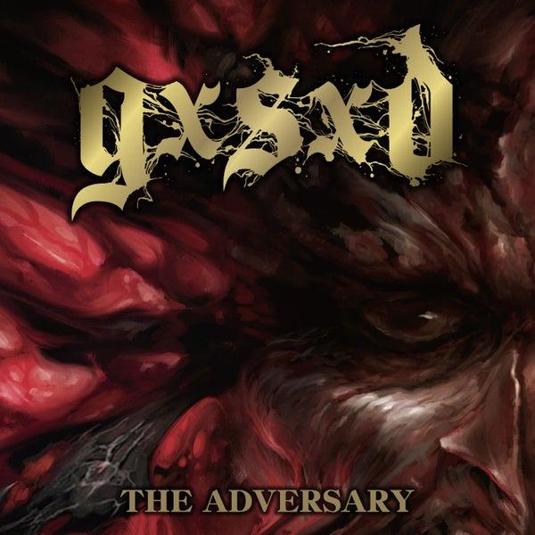 """Image of GxSxD """"The Adversary"""" Digipak CD"""
