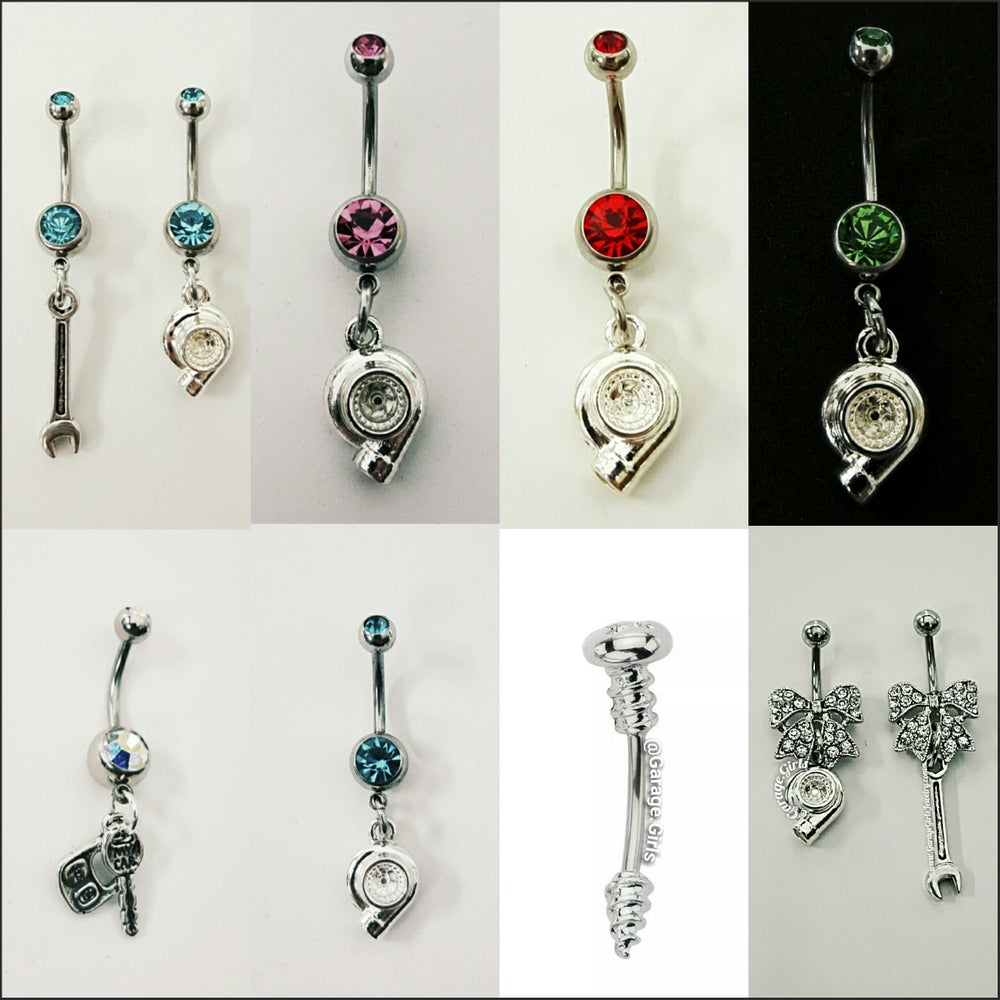Image of Belly Rings