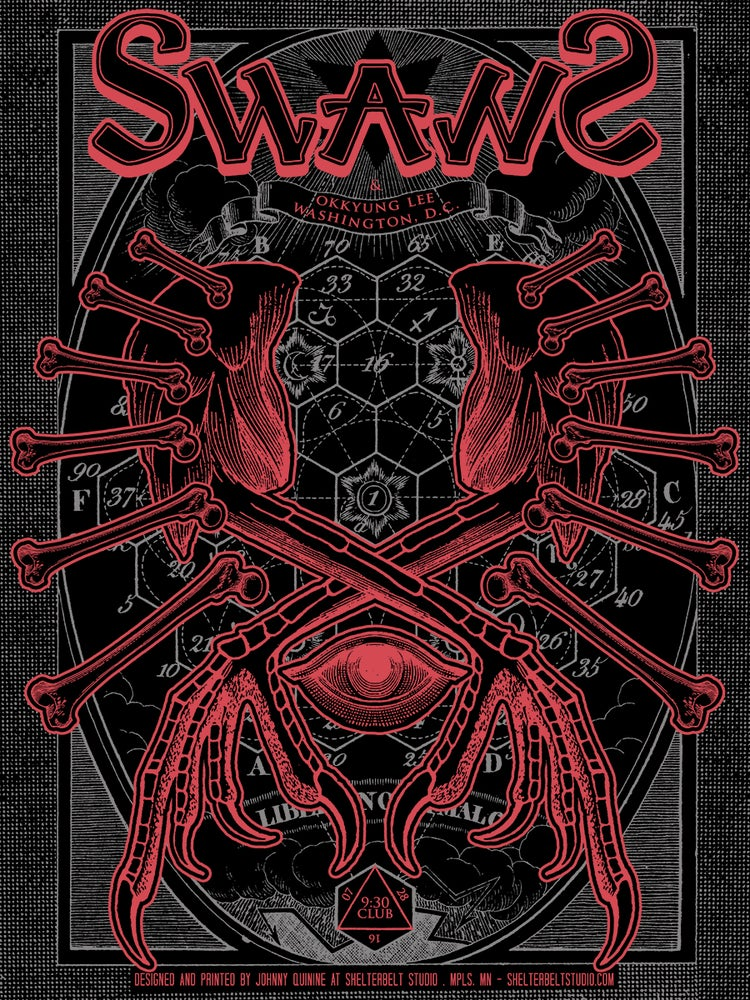Image of Swans - July 28, 2016 / Washington, DC