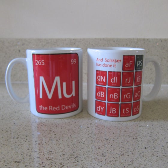 Image of New - Manchester United Mug