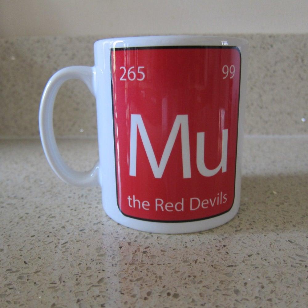 Image of New - Manchester United Mug