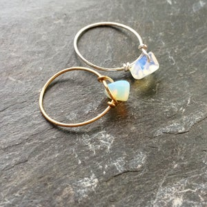 Image of Simple Opalite Ring