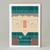 Image of 'Supergran' Card