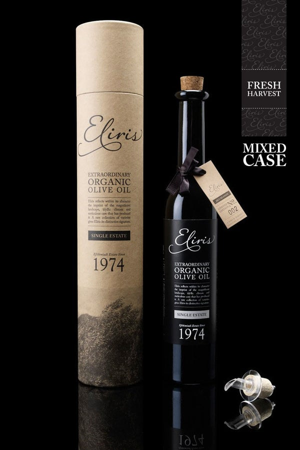 Image of Eliris mixed case (250ml)