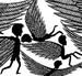 Image of Seven Ravens Print
