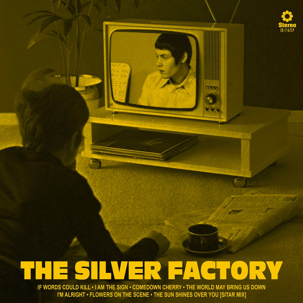 "Image of THE SILVER FACTORY - If Words Could Kill (Limited edition 10"" w/MP3s)"