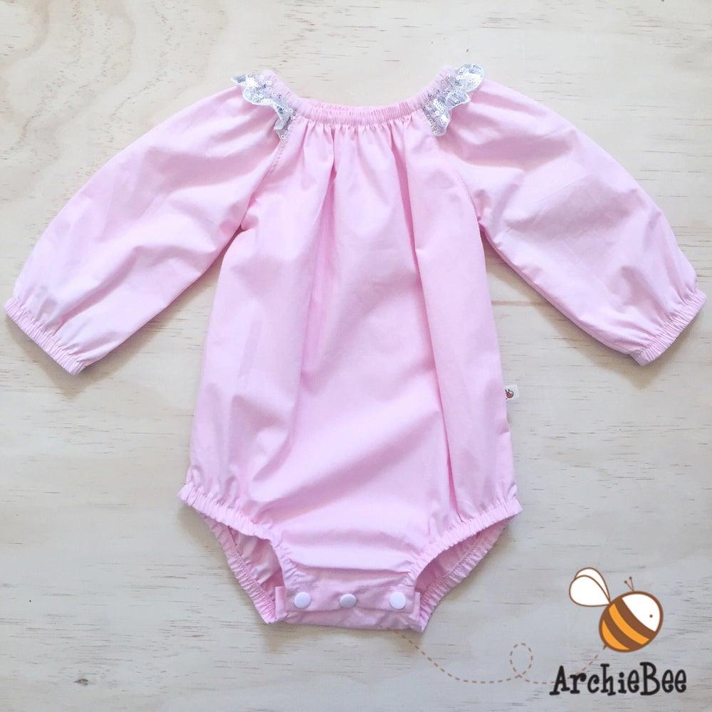 Image of Pink Basics Romper