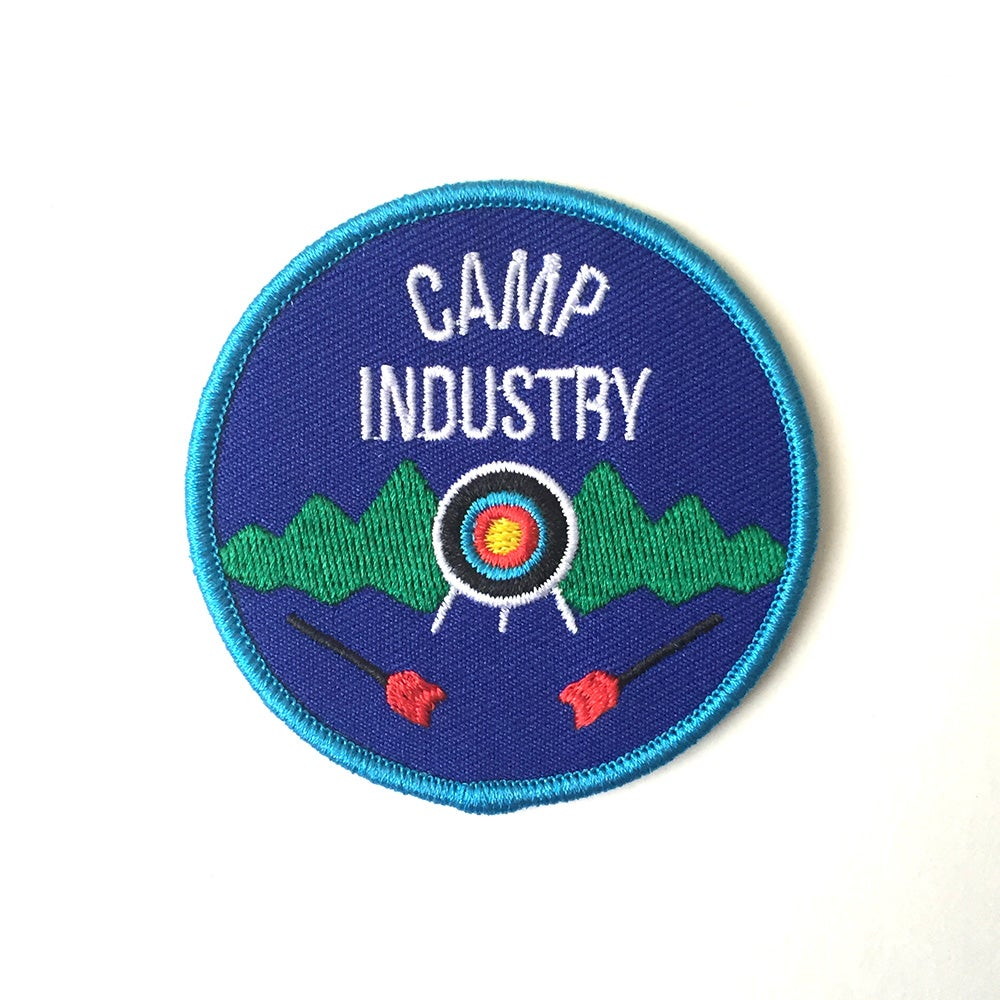 Image of Camp Industry Patch