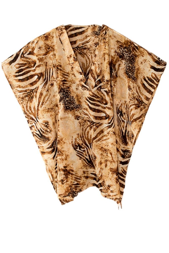 Image of Into the Wild - Burnt Orange Short