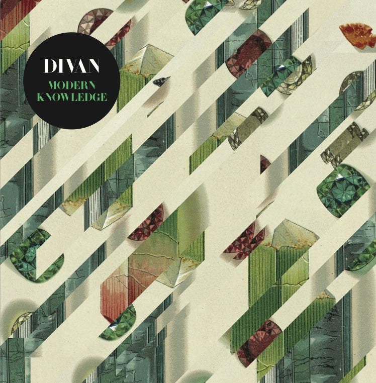 Image of DIVAN / Modern Knowledge CD (Pre-order)