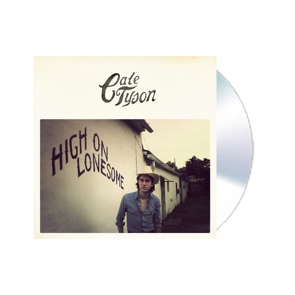 Image of High on Lonesome EP - CD